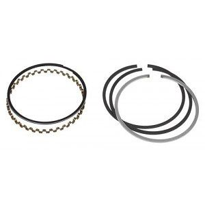 4 Cyl Piston Ring Set for International 2400A 2400B 454 2424 2300A B-250