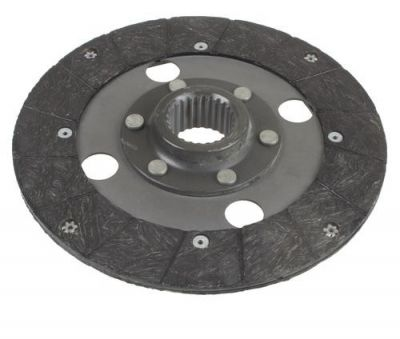 "9"" - 25 Spline PTO Disc for Massey Ferguson 135, 165, 245 and More"