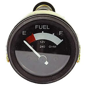 12 Volt Fuel Gauge for Massey Ferguson 135, 165, 180, 1100 and More