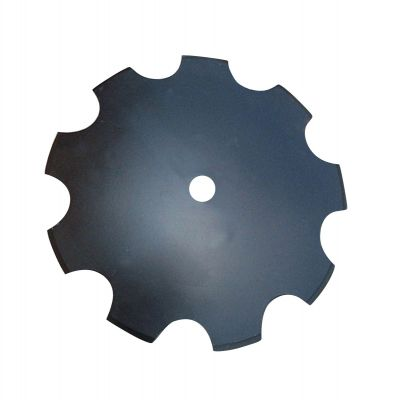"Notched Disc Blade - 20"" for 1-1/2"" Round Axle"