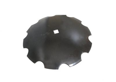 "Notched Disc Blade - 20"" For 1-1/8"" or 1-1/4"" Square Axle"