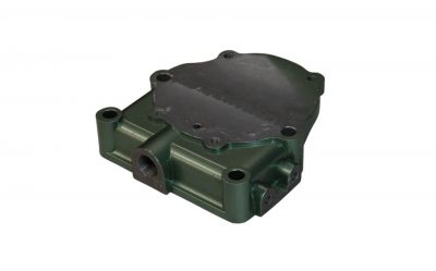 Water Pump Back Plate Mount for Yanmar YM240, 2500 and More