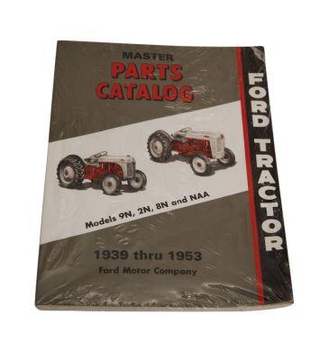 Parts Manual (Ford 9N, 2N, 8N & NAA)
