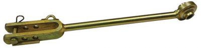 "LH Leveling Rod - Non-Adjustable 17-3/4"" - For Compact Diesel Tractors"