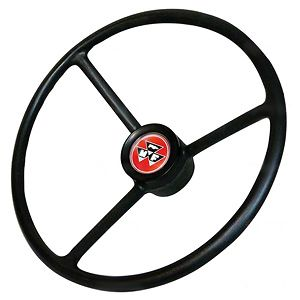 Steering Wheel With Cap for Massey Harris & Massey Ferguson Tractor Models
