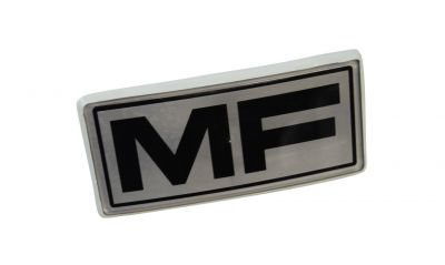 """MF"" Emblem for Massey Ferguson 135, 265, 670 and More"