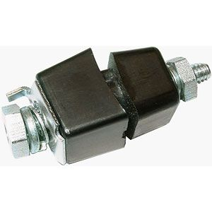Delco Distributor Terminal Insulator (Square Shoulder)