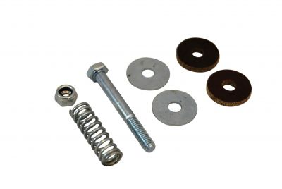 Hydraulic Draft Control Lever Tension Bolt & Spring for MH50, Massey Ferguson 135, 285 and More