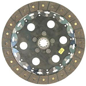 "11"" Clutch Disc for MH50, Massey Ferguson TO35, F40 and More"