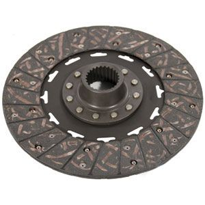 "10"" - 25 Spline PTO Disc for Massey Ferguson 240, 290, 390 and More"