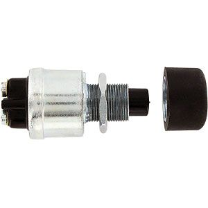 Universal Two Terminal Switch with Rubber Cap for Allis Chalmers, Ford, John Deere, Massey Harris Tractors and More