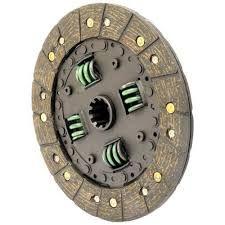 "7-1/4"" Clutch Disc For Case IH 234 & 235, Hinomoto, Massey, Mitsubishi & Yanmar Compact Tractors"
