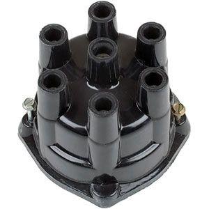 Distributor Cap - 6 Cyl (Delco Screw Held)