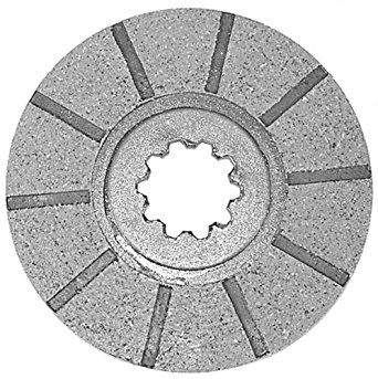 Bonded Brake Disc for International/Farmall Models M, MTA, 400, OS6 and More