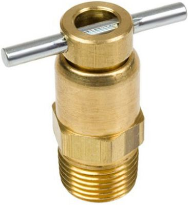 Oil Check Valve / Drain Cock for International/Farmall Models A, BN, HV, MTA, 130 and More