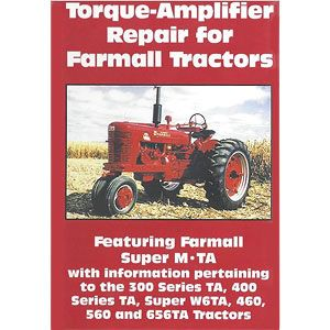 Amplifier Repair Video (Farmall Torque Models Super MTA, Super W6TA, 460 and 560)