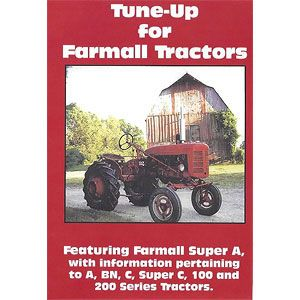 Tune Up Video (International/Farmall  A, C, Super A and C, 100 and 200 Series)