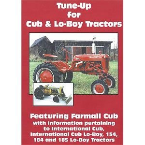 Tune Up Video (Farmall Cub, International Lo-Boy)