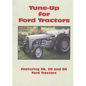 Tune-Up Video (Ford - 9N, 2N, 8N)