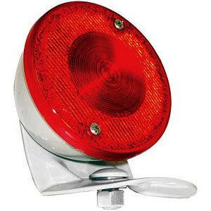Duolamp Tail Light Assembly 6 Volt (1958-1964) for Ford (1939-1964) Models 501, 651, 881, 951 and More