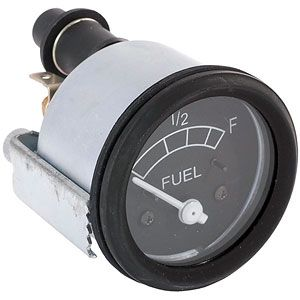 12 Volt Fuel Gauge for Ford (1939-1964) Models 501, 1801 Industrial, 4030 and More