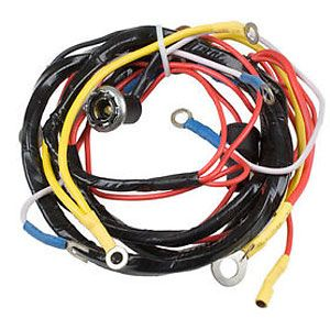 Economy Main Wiring Harness for Ford (1939-1964) Models 501, 1801 Industrial and More