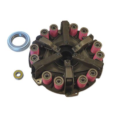 Dual Clutch Kit for Ford (1939-1964) Models 600, 860, 961, Super Dexta and More