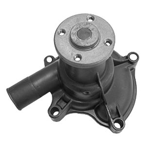 Waterpump For Compact Allis 5015, 5215, 5220; Hinomoto E202, E204, E1802, E1804,; Massey Compact 1010, 1020