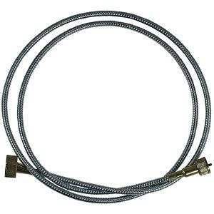 "Tachometer Cable (61-1/4"" Long) for Allis Chalmers, Case, Ford/New Holland and International/Farmall Tractors"