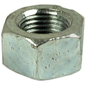 "Hydraulic Cylinder Stud Nut (9/16"" UNF) for Massey Ferguson 135, 285 and More"