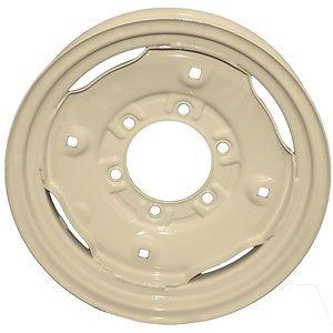 3 X 15 Front Wheel (6 Lug)