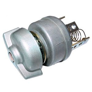 12 Volt 4 Position Rotary Light Switch (OEM Style) for Case/International/Farmall Models 700, 830, 930CK and More