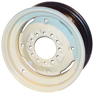 Front Wheel (6 x 15 , 6 Lug) for Allis Chalmers, Case, Ford/New Holland, International/Farmall Tractors and More