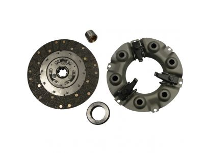"9"" Clutch Kit for International/Farmall Tractor Models A, BN, C, Super C, 130, 200, 2404 and More"