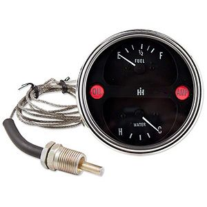 Cluster Gauge for International/Farmall Models 706, 806, 1206, 2706 and More