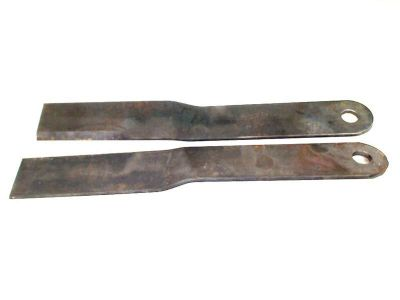 "42"" Original Woods Belly Mower Blade - Counter Clockwise Rotation"