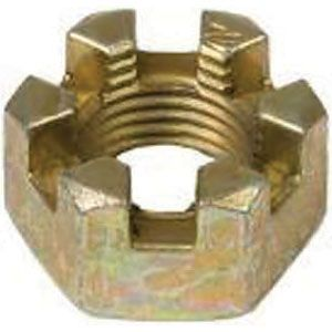 "7/16"" Slotted Nut for Ford (1939-1964) and Ford/New Holland Tractors"