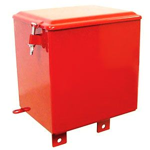 Battery Box with Lid with International/Farmall Models A, AI, A1, B and BN