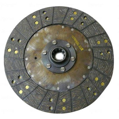 "10-1/2"" Clutch Disc for Massey Ferguson 20C Industrial, 135, 150, 235 and 245"