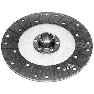 "11"" Clutch Disc (Split Torque Models) for Massey Ferguson 165, 255, 2135 Industrial and More"