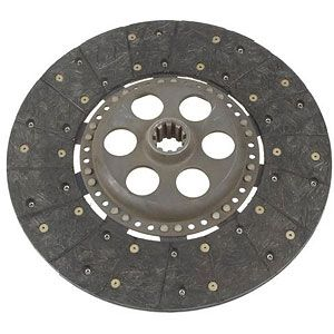 "11"", 10 Spline Clutch Disc for Massey 35, 135, 255 and More"