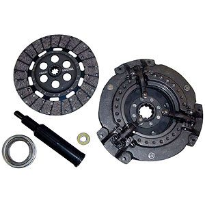 "11"" Dual Clutch Kit With 10 Spline PTO for Massey Ferguson 175, 178, 180 and More"