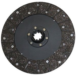 "11"" Woven Clutch Disc for International/Farmall and Minneapolis Moline Tractor Models"