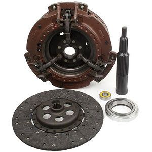 "11"" Dual Clutch Kit With 25 Spline for Massey Ferguson 135, 165, 245 and More"