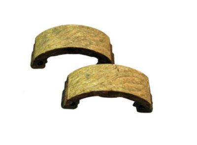 Brake Shoes (Set of 2) for Kubota B1550, B5100, F2100 and More