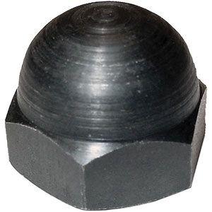 Steering Wheel Nut - Black