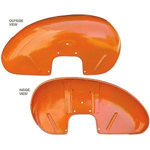 Fender (LH) for Allis Chalmers Models WD, WD45