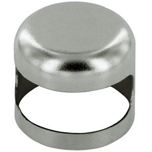 Chrome Dash Light Cover for Allis Chalmers, John Deere and Minneapolis Moline Tractor Models