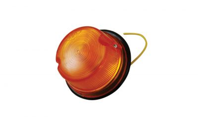 Flush Mount Fender Light for Allis Chalmers, Ford New Holland, Kubota Compact Tractors and More