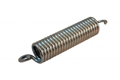 """Land Pride Finish Mower Tension Spring (6-1/2"""" O/A Length)"""